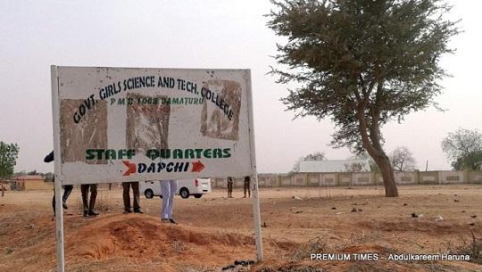 bishop wants dapchi kidnapped girls released