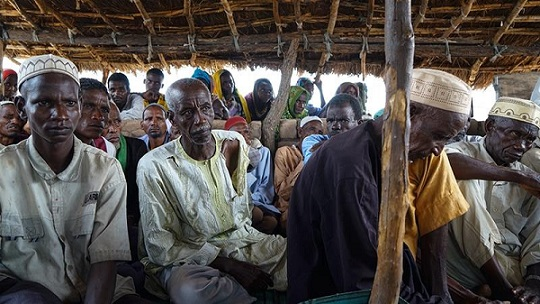 catholic church sheltering muslims in car june  2017