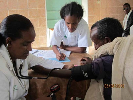 eye care in ethiopia