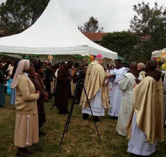 franciscans in kenya family day 2016