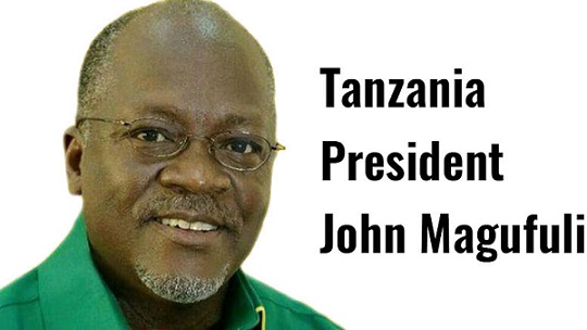 Image result for photos of magufuli
